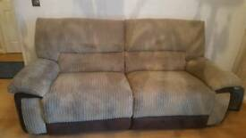3 Seater Recliner,Sofa