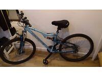 Ladies Mountain Bike Apollo FS26s