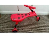 Scuttlebug Beetle Red Push Bike