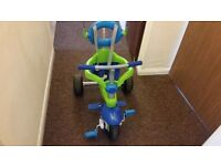 tricycle child baby bike rrp £50