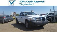 2007 Dodge Dakota ST 4x4 Low Monthly Payments!!