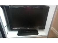 "Logik 23"" portable television"