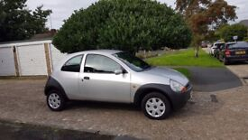 Ford ka inly done 63k with long Mot no advisories