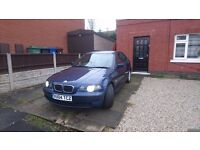 BMW E46 COMPACT 320D 3rd Door M series 150 HP ***Offers to swop are Welcome****