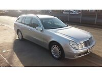 Mercedes E270 diesel estate 7 seats