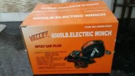 Electric winch 12volt