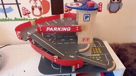 ELC Car Garage
