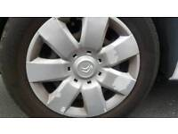 Citroen 15 inch wheel trim