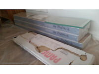 3 packs of laminate flooring