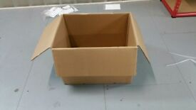 50 x Heavy Duty Storage/ House Moving Cardboard Boxes
