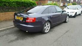 My Audi a6 2.0 litre tdi sline 6 speed swap or sell
