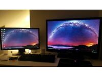 30 inch 1440p/1600p/2k IPS Monitor 60hz Ultra wide display ratio - Perfect condition - PLEASE READ