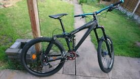 Trek Session 77 Full Suspension Mountain Bike