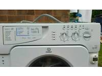 Washing machine integrated