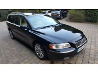 2004 VOLVO V70 2.4 D5 Automatic Leather TOWBAR