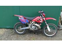 enduro on road gasgas ec 250