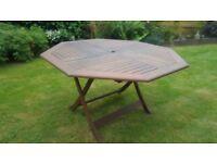 Wooden Garden Table - Free!