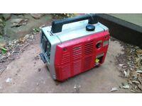 HONDA EX 500 GENERATOR-CANNOT START IT 07989088223