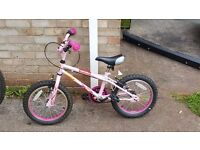 Pink Bike for Girls