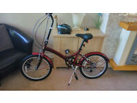 Brooklyn Durango Folding Bike
