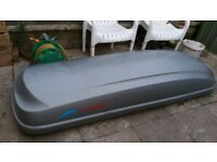 Roof Box KAMEI Dolphin.