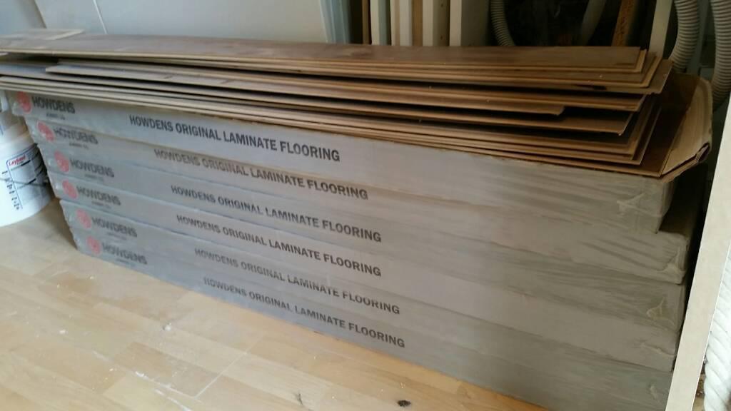 Howden Laminate Flooring In Portslade East Sussex Gumtree