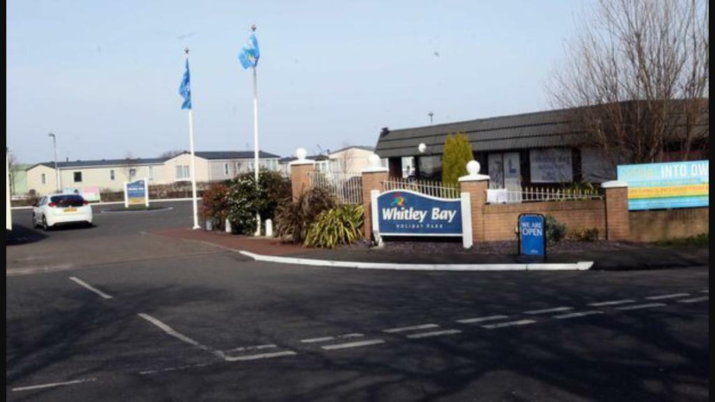 Caravan To Let At Whitley Bay Park Resorts