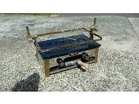 Taylors 028 Paraffin Cooker for Boat/yacht sailing project. Tiltable. Nearly New barely used rare