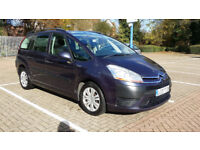 2007 Citroen Grand C4 Picasso 1.6 HDi 16v SX Automatic (EGS) with FSH+ NEW CAMBELT + NEW PAD