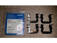 PAGID BRAKE FRONT PADS ACCESORIES FOR VAUXHALL INSIGNIA