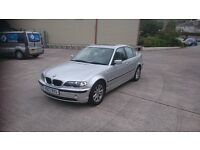 BMW 320i 2003 03 reg 2.0 Petrol Manual **99,000 miles**
