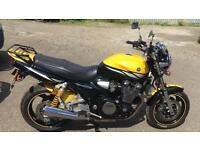 2003 YAMAHA XJR1300 SPECIAL EDITION,RARE COLOUR,LOW MILES
