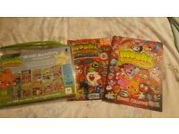 12 Moshi Monsters books