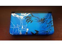 Nintendo 3ds Xl Pokemon X and Y Limited Edition