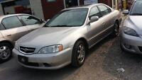 1999 Acura TL Sedan leather/sunroof
