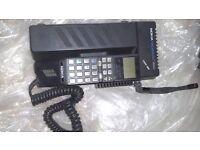 Vintage retro Nokia Talkman 620 mobile phone with case!