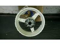 Yamaha R1 Rear Wheel