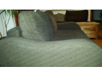 surf corner sofa bed left or right brown excellent condition bargain for quick sale!