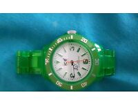 Green Ice Watch