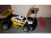 Nikko racing radio controlled buggy car