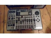 Like new boxed BOSS BR900-CD Multi Track Digital Recording equipment