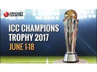 India v Sri Lanka ICC champions trophy 2017