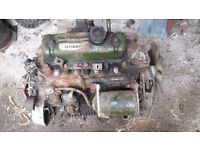 Mini engine and gearbox, spares or repair