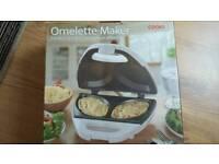 BNIB cooks omelette maker