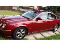 2001 4.0 litre s type jaguar.full jag service history