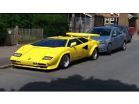Replica Lamborghini Countach