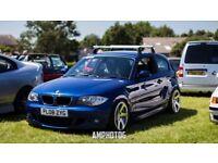 BMW 118D M Sport FSH 11 months MOT lovely clean car