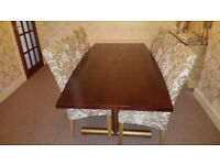 Pieff Dining room table.