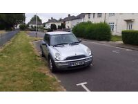 Mini Cooper One 1.6 Silver - Great Condition and Well driven ******