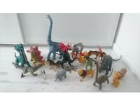 Bundle of Toys figure dinosaurs !